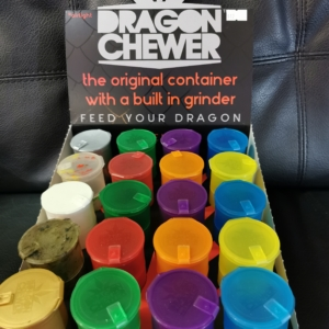 Dragon Chewer ShredTainer/ Grinder